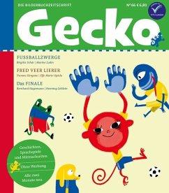 Gecko Kinderzeitschrift Band 66