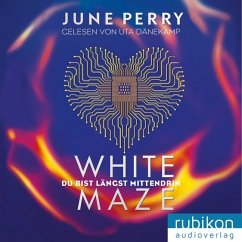 White Maze, 1 MP3-CD - Perry, June