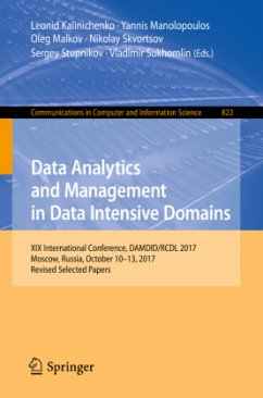 Data Analytics and Management in Data Intensive...