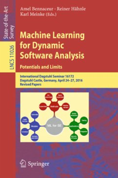 Machine Learning for Dynamic Software Analysis:...
