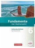 Fundamente der Mathematik 6. Schuljahr - Schleswig-Holstein G9 - Schülerbuch