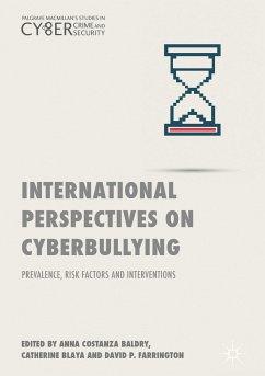 International Perspectives on Cyberbullying (eBook, PDF)