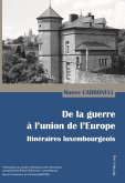 De la guerre a l'union de l'Europe (eBook, PDF)
