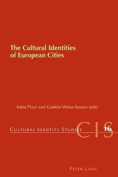 Cultural Identities of European Cities (eBook, PDF)