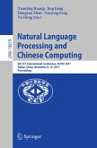 Natural Language Processing and Chinese Computing (eBook, PDF)