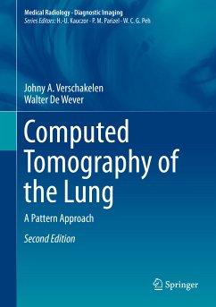 Computed Tomography of the Lung (eBook, PDF) - Verschakelen, Johny A.; De Wever, Walter