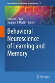 Behavioral Neuroscience of Learning and Memory (eBook, PDF)