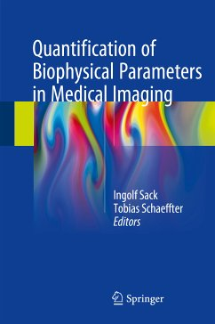 Quantification of Biophysical Parameters in Medical Imaging (eBook, PDF)