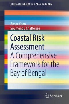 Coastal Risk Assessment (eBook, PDF) - Khan, Ansar; Chatterjee, Soumendu