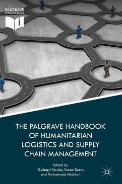 The Palgrave Handbook of Humanitarian Logistics and Supply Chain Management (eBook, PDF)