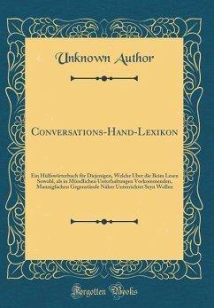 Conversations-Hand-Lexikon
