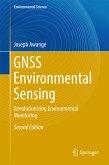 GNSS Environmental Sensing (eBook, PDF)