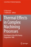 Thermal Effects in Complex Machining Processes (eBook, PDF)