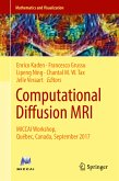 Computational Diffusion MRI (eBook, PDF)