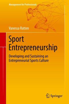 Sport Entrepreneurship (eBook, PDF) - Ratten, Vanessa