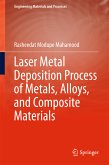 Laser Metal Deposition Process of Metals, Alloys, and Composite Materials (eBook, PDF)