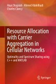 Resource Allocation with Carrier Aggregation in Cellular Networks (eBook, PDF)