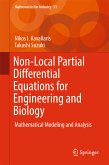 Non-Local Partial Differential Equations for Engineering and Biology (eBook, PDF)