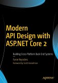 Modern API Design with ASP.NET Core 2 (eBook, PDF)