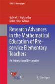 Research Advances in the Mathematical Education of Pre-service Elementary Teachers (eBook, PDF)