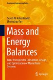 Mass and Energy Balances (eBook, PDF)