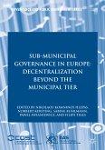 Sub-Municipal Governance in Europe (eBook, PDF)