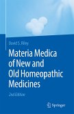Materia Medica of New and Old Homeopathic Medicines (eBook, PDF)