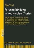 Personalbindung im regionalen Cluster (eBook, ePUB)