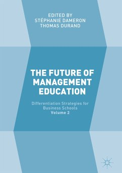The Future of Management Education (eBook, PDF)