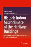 Historic Indoor Microclimate of the Heritage Buildings (eBook, PDF)