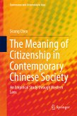 The Meaning of Citizenship in Contemporary Chinese Society (eBook, PDF)