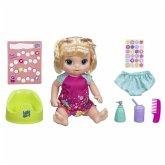 Hasbro E0609GC0 - Baby Alive Töpfchentanz, blondhaarig, Puppe mit Zubehör