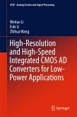 High-Resolution and High-Speed Integrated CMOS AD Converters for Low-Power Applications (eBook, PDF)