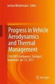Progress in Vehicle Aerodynamics and Thermal Management (eBook, PDF)