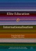 Elite Education and Internationalisation (eBook, PDF)