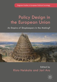 Policy Design in the European Union (eBook, PDF)