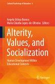 Alterity, Values, and Socialization (eBook, PDF)