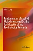 Fundamentals of Applied Multidimensional Scaling for Educational and Psychological Research (eBook, PDF)