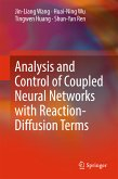 Analysis and Control of Coupled Neural Networks with Reaction-Diffusion Terms (eBook, PDF)