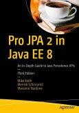 Pro JPA 2 in Java EE 8 (eBook, PDF)