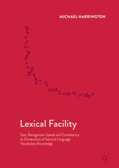Lexical Facility (eBook, PDF)