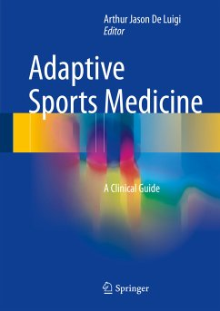 Adaptive Sports Medicine (eBook, PDF)