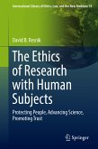 The Ethics of Research with Human Subjects (eBook, PDF)