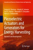 Piezoelectric Actuators and Generators for Energy Harvesting (eBook, PDF)