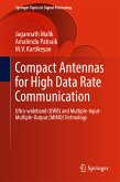 Compact Antennas for High Data Rate Communication (eBook, PDF)