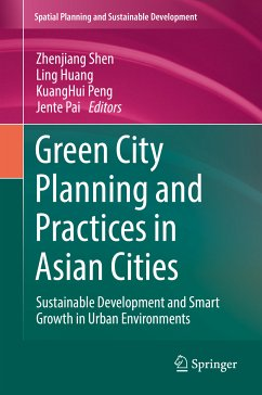 Green City Planning and Practices in Asian Cities (eBook, PDF)