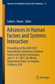 Advances in Human Factors and Systems Interaction (eBook, PDF)