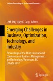 Emerging Challenges in Business, Optimization, Technology, and Industry (eBook, PDF)