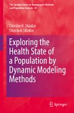 Exploring the Health State of a Population by Dynamic Modeling Methods (eBook, PDF)