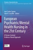 European Psychiatric/Mental Health Nursing in the 21st Century (eBook, PDF)